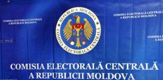 anunt cec, alegeri chisinau, primar, republica moldova