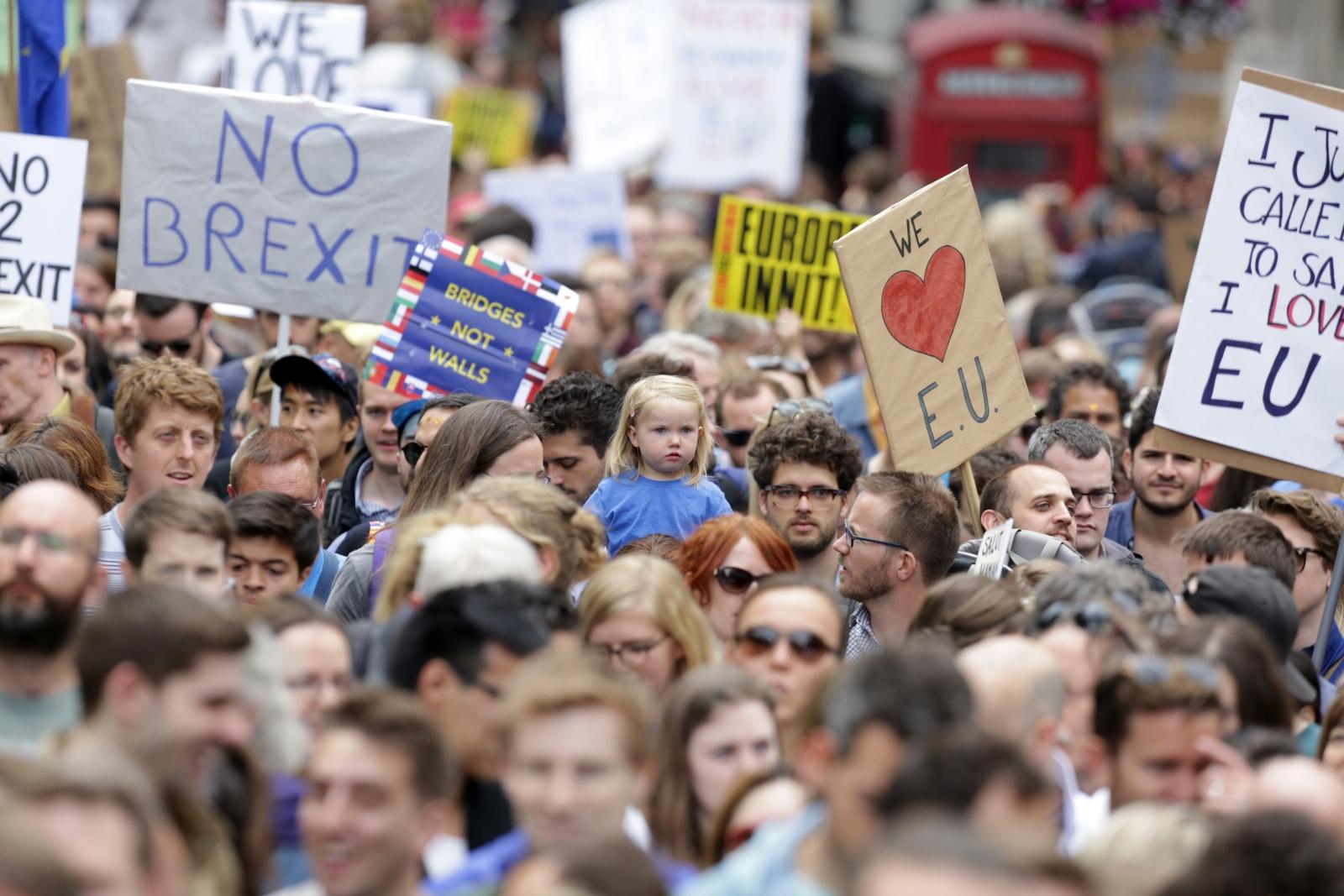 anglia, referendum nou, brexit, londra