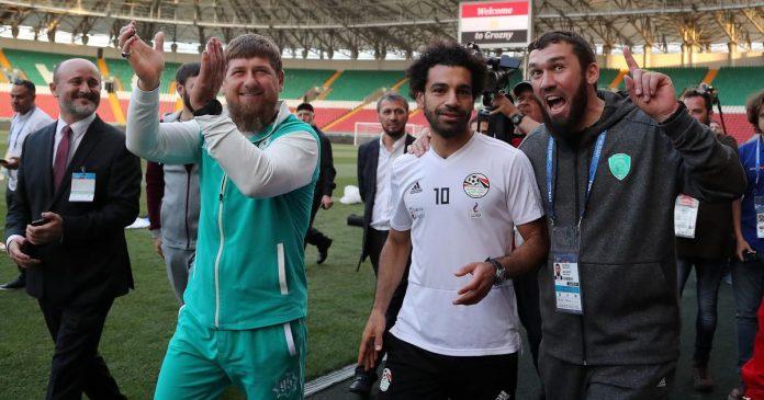 rusia 2018, cetatenie cecena, mohamed salah, ramzan kadirov