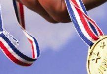 olimpiada balcanica matematica, juniori, romania, locul 1, medalii aur