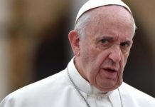 papa francisc, cupluri gay, familii
