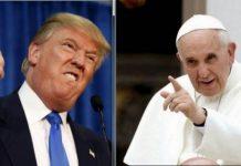 papa francisc, donald trump, atac dur, familii imigranți, despărțire