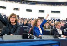 parlament european, redistribuire mandate, romania,