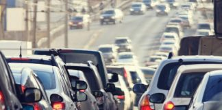 primaria capitalei, trafic aglomerat, masini multe