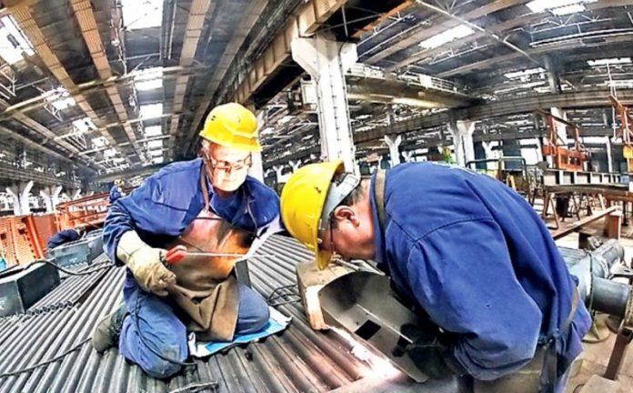 ins, productia industriala, majorare,