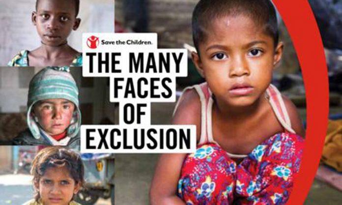 copii, saracie, razboi, discriminare, raport Salvati Copiii