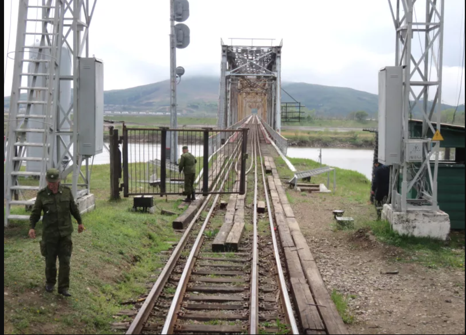 coreea de nord, coreea de sud, conecatre retea feroviara, discutii