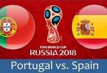 cm rusia 2018, turneu final, ziua 2, portugalia-spania,