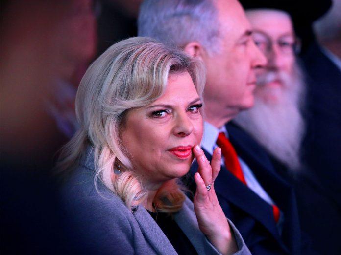 sara netanyahu, sotie premier israel, inculpata, mancare, restaurant lux