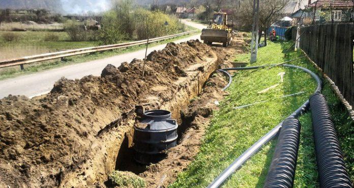 ins, sistem canalizare, romania