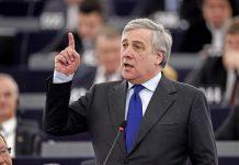 avertisment, presedinte parlament european, antonio tajani, uniunea europeana, disparitie