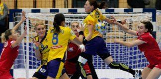 campionat european, handbal feminin, tragere la sorti, grupe ce, romania, adversare, franta