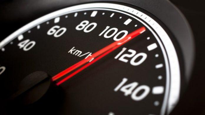 autostrada A3, viteza record, politia romana