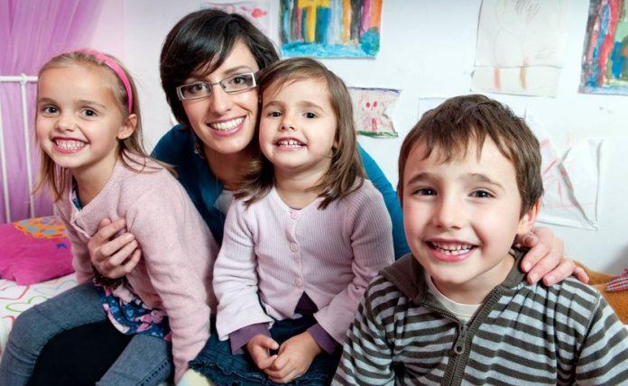 mame, pensie, copii, proiect