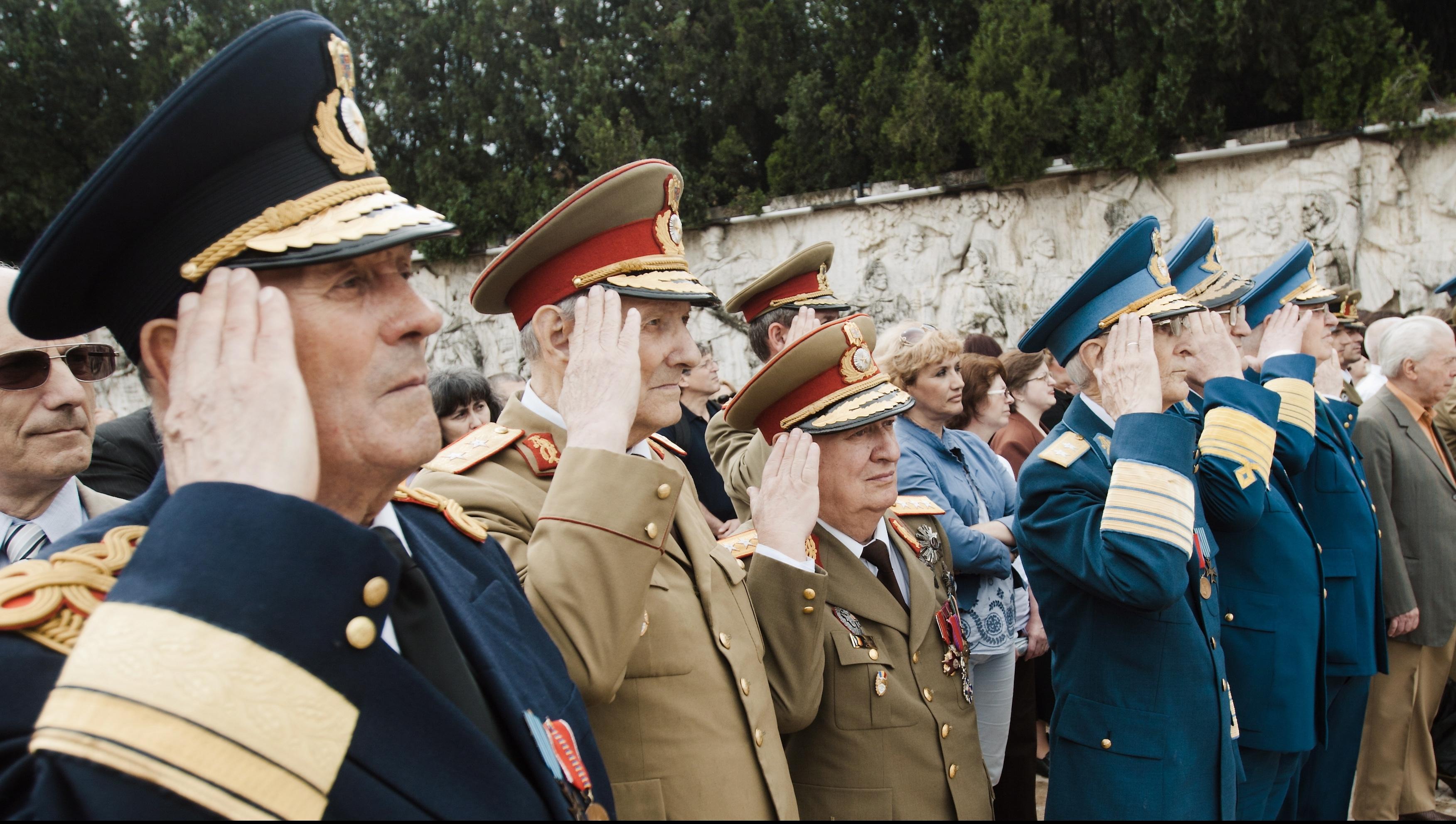 militari romani, pensie, proiect legislativ