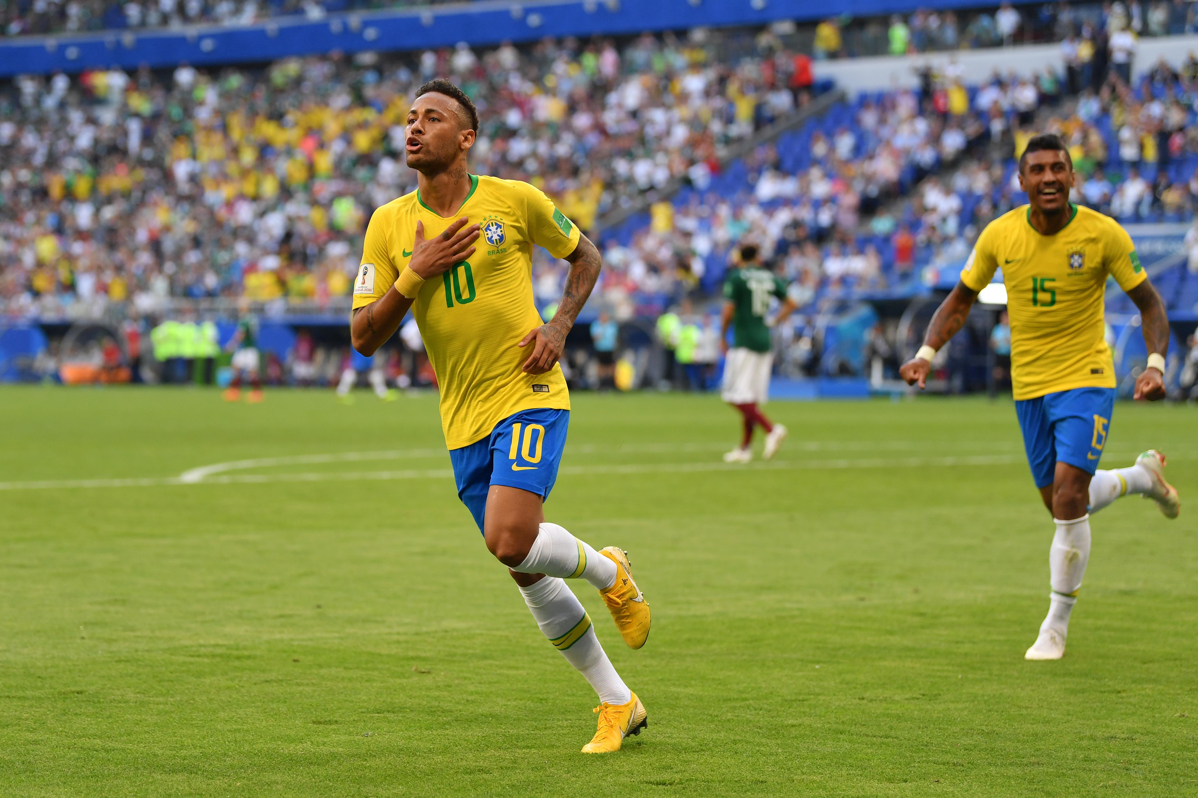 rusia 2018, brazilia, sferturi de finala