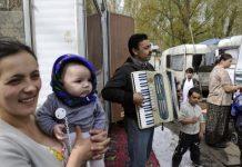 romi, deportare, marea britanie
