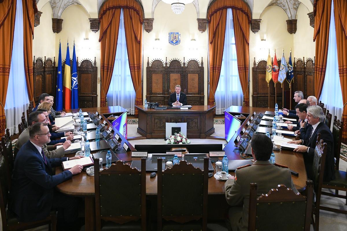 Bugetul de stat, blocat fără avizul CSAT. Klaus Iohannis a suspendat ședința Consiliului