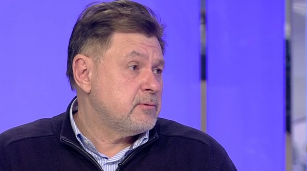 Intalnire pe tema infectiilor intraspitalicesti la ...  |Alexandru Rafila