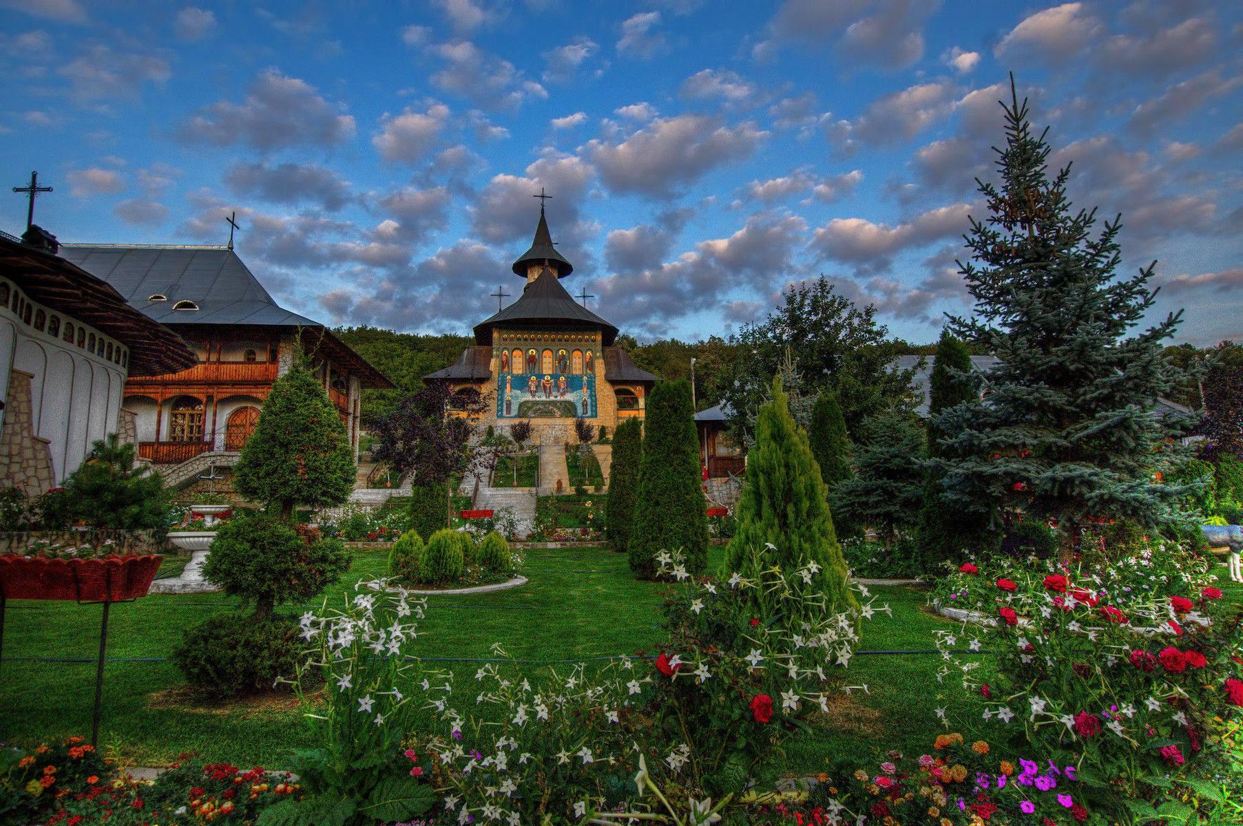 Mănăstirea Bujoreni, Comuna Zorleni, Vaslui